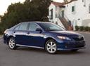 Фото авто Toyota Camry XV40, ракурс: 315 цвет: синий