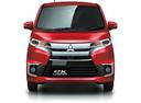 Фото авто Mitsubishi eK B11 [рестайлинг],  цвет: красный