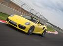 Фото авто Porsche 911 991 [рестайлинг], ракурс: 45 цвет: желтый