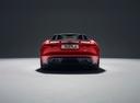 Фото авто Jaguar F-Type 1 поколение [рестайлинг], ракурс: 180 цвет: красный