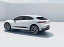 Фото авто Jaguar I-Pace 1 поколение, ракурс: 135 цвет: белый