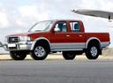 Фото авто Ford Ranger 2 поколение, ракурс: 45