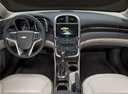 Фото авто Chevrolet Malibu 5 поколение [рестайлинг], ракурс: торпедо