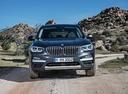 Фото авто BMW X3 G01,  цвет: серый