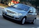 Фото авто Opel Corsa C [рестайлинг], ракурс: 45