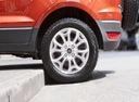Фото авто Ford EcoSport 2 поколение, ракурс: колесо цвет: оранжевый