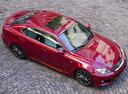 Фото авто Lexus IS XE20, ракурс: сверху цвет: красный