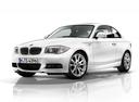 Фото авто BMW 1 серия E82/E88 [2-й рестайлинг], ракурс: 45 цвет: белый
