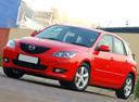 Фото авто Mazda Axela BK, ракурс: 45