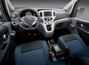 Фото авто Nissan NV200 1 поколение, ракурс: торпедо