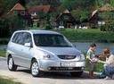 Фото авто Kia Carens 2 поколение, ракурс: 315