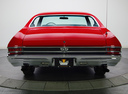 Фото авто Chevrolet Chevelle 2 поколение, ракурс: 180