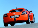 Фото авто Opel Speedster 1 поколение, ракурс: 180