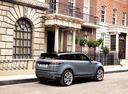 Фото авто Land Rover Range Rover Evoque L551, ракурс: 225 цвет: серый