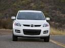 Фото авто Mazda CX-7 1 поколение,  цвет: белый