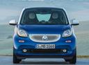 Фото авто Smart Fortwo 3 поколение,  цвет: синий