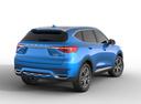Фото авто Haval F7 1 поколение, ракурс: 225 - рендер цвет: синий