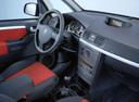 Фото авто Opel Meriva 1 поколение [рестайлинг], ракурс: торпедо