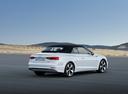 Фото авто Audi A5 2 поколение, ракурс: 225 цвет: белый