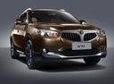 Фото авто Brilliance V5 1 поколение [рестайлинг], ракурс: 315 - рендер цвет: бронзовый