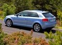 Фото авто Audi A3 8P/8PA [рестайлинг], ракурс: 135