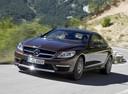Фото авто Mercedes-Benz CL-Класс C216 [рестайлинг], ракурс: 45 цвет: коричневый