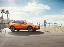 Фото авто Subaru XV 2 поколение, ракурс: 315 цвет: оранжевый
