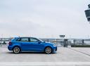 Фото авто Audi A3 8V [рестайлинг], ракурс: 270 цвет: синий