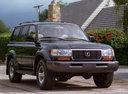 Фото авто Lexus LX 1 поколение, ракурс: 315