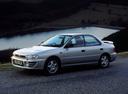Фото авто Subaru Impreza 1 поколение [рестайлинг], ракурс: 45