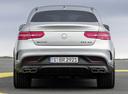 Фото авто Mercedes-Benz GLE-Класс W166/C292, ракурс: 180 цвет: серебряный
