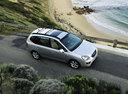 Фото авто Kia Carens 3 поколение, ракурс: сверху
