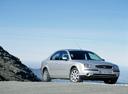 Фото авто Ford Mondeo 3 поколение, ракурс: 315 цвет: серебряный