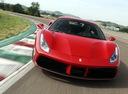 Фото авто Ferrari 488 1 поколение,  цвет: красный