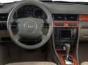 Фото авто Audi A6 4B/C5, ракурс: рулевое колесо