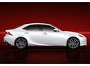 Фото авто Lexus IS XE30, ракурс: 270 цвет: белый