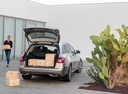 Фото авто Mercedes-Benz C-Класс W205/S205/C205 [рестайлинг], ракурс: багажник