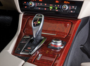 Фото авто Alpina D5 F10/F11, ракурс: ручка КПП