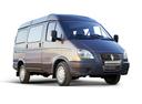Фото авто ГАЗ Соболь Бизнес [2-й рестайлинг], ракурс: 315 цвет: серый