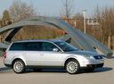 Фото авто Volkswagen Passat B5.5 [рестайлинг], ракурс: 270 цвет: серебряный