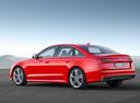 Фото авто Audi S6 C7 [рестайлинг], ракурс: 135 цвет: красный