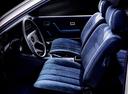 Фото авто Opel Monza A2, ракурс: сиденье