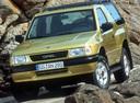 Фото авто Opel Frontera A, ракурс: 45
