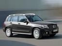 Фото авто Mercedes-Benz GLK-Класс X204, ракурс: 315 цвет: коричневый