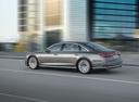 Фото авто Audi A8 D5, ракурс: 135 цвет: серый
