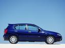 Фото авто Nissan Almera N16 [рестайлинг], ракурс: 270 цвет: синий