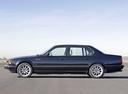 Фото авто BMW 7 серия E32, ракурс: 90