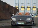 Фото авто Spyker C8 1 поколение,  цвет: серый