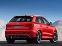 Фото авто Audi RS Q3 8U, ракурс: 225 цвет: красный