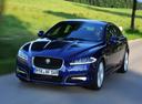 Фото авто Jaguar XF X250 [рестайлинг],  цвет: синий